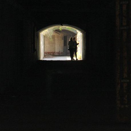 Spøgelser på Flakfortet